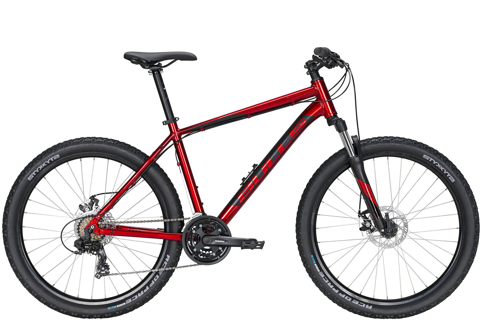 Image of Bulls Wildtail 1 Disc 29 rot 2020 51cm