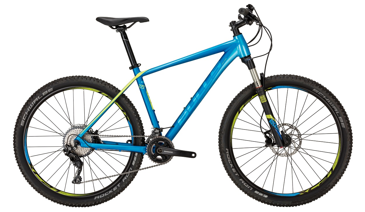 Bulls Copperhead 3 S 275 blau 2017 41cm