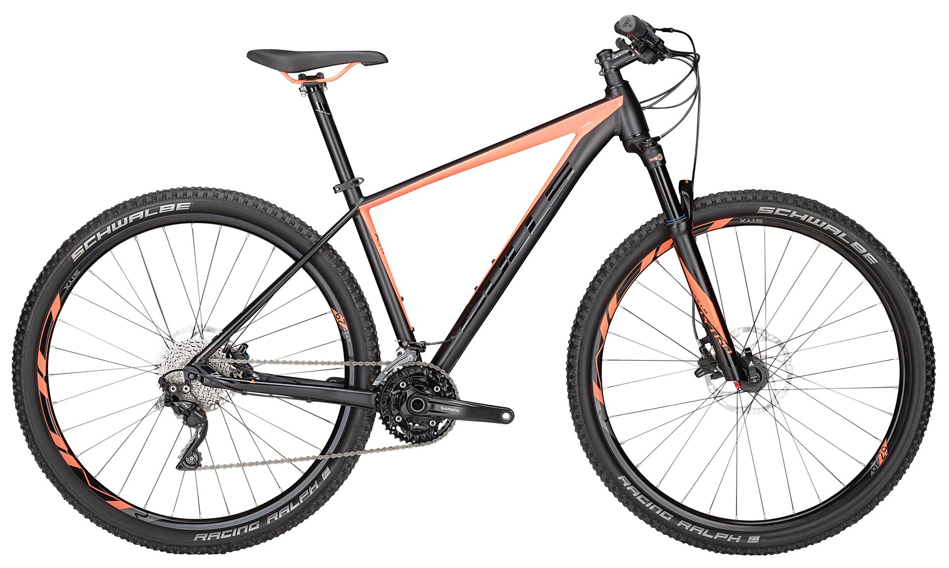 Bulls Copperhead 3 29 schwarz-orange 2018 46cm
