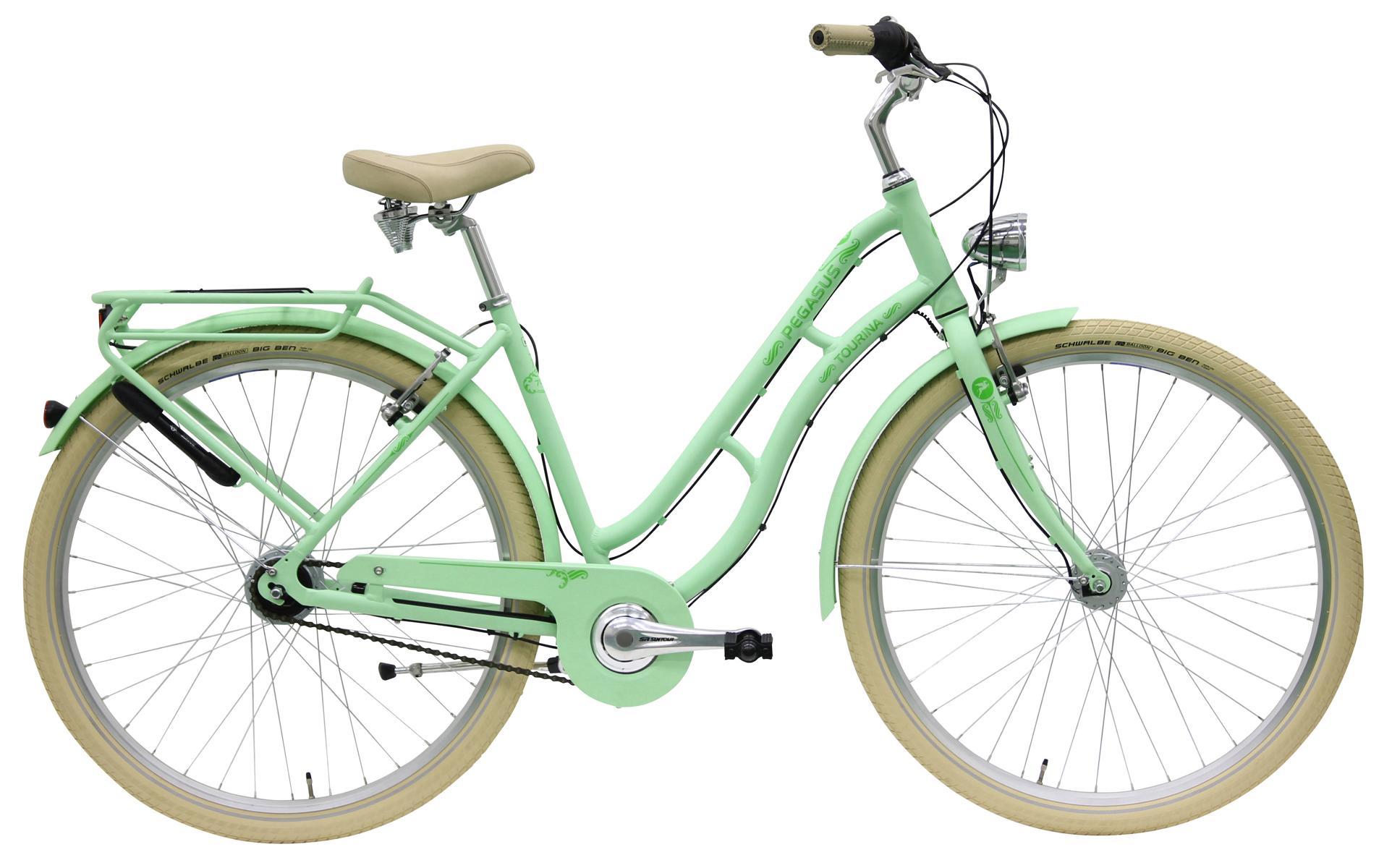 Pegasus Tourina 8 Damen grün 2016 45cm