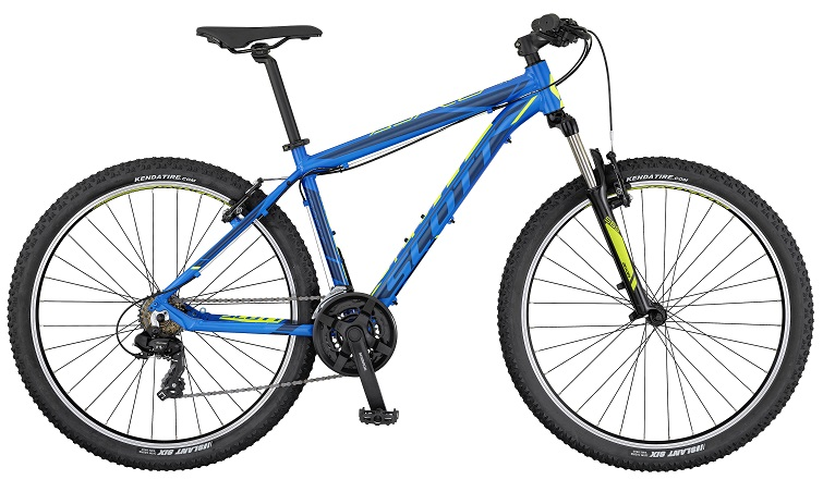 Scott Aspect 980 blau 2017 44cm