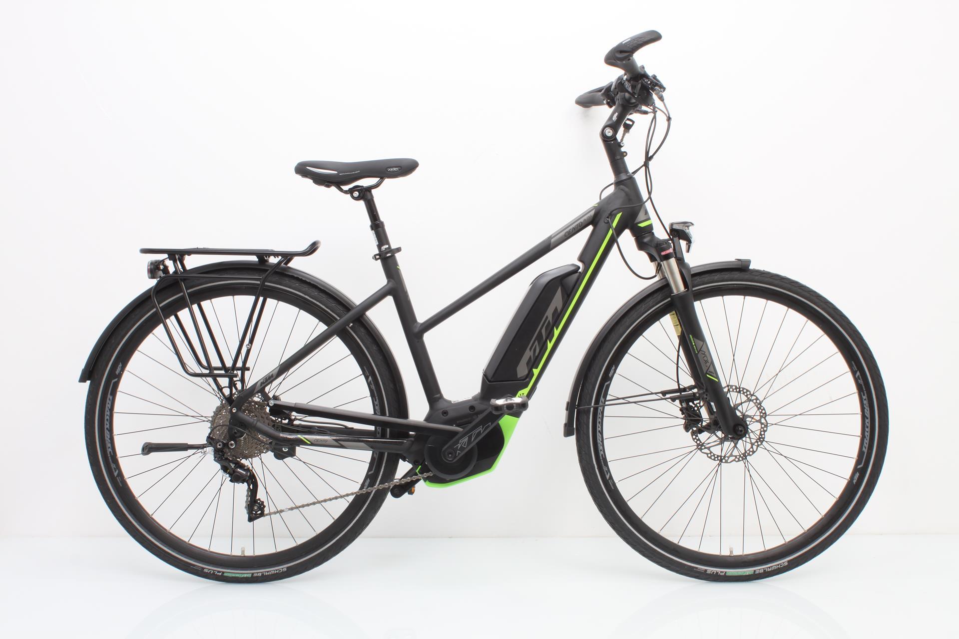 KTM Cento 10 CX5 134 Ah Damen Trapez schwarz 2018 46cm jetztbilligerkaufen