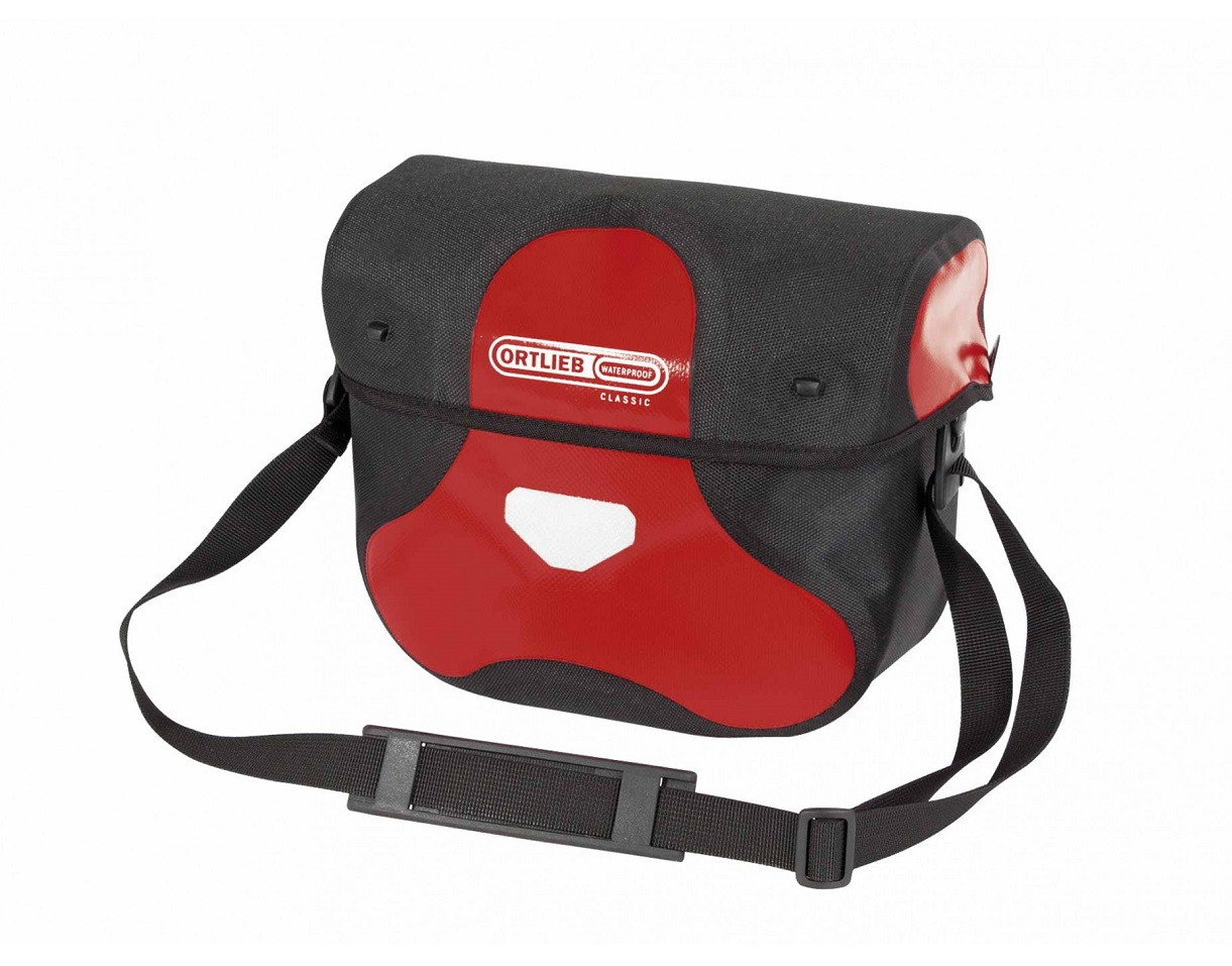 Ortlieb Lenkertasche Ultimate 6 classic rot