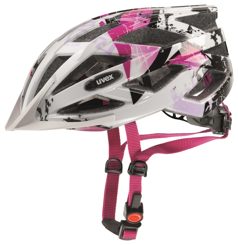 Uvex air wing white pink 52 - 27 cm
