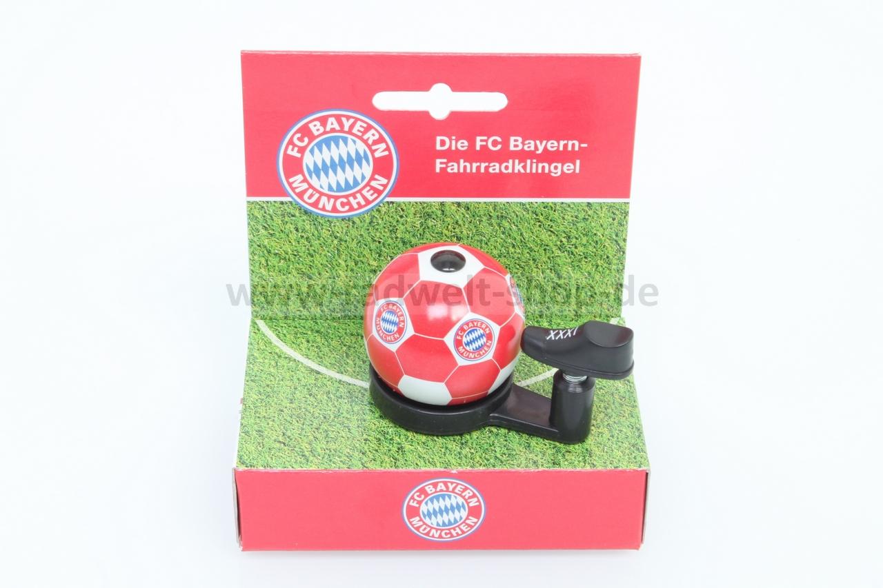 FC Bayern München Klingel FCB Fahrradklingel FC...