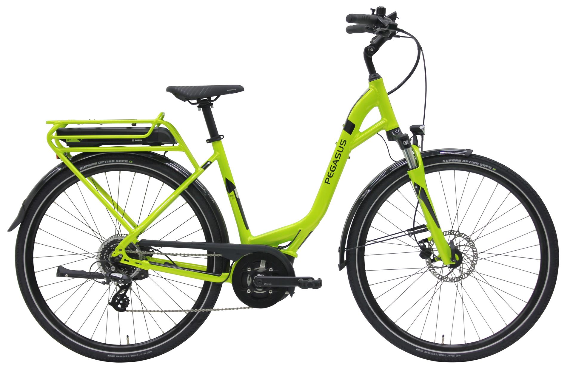 pegasus solero e8 11 ah damen lime 2019 e bikes damen. Black Bedroom Furniture Sets. Home Design Ideas