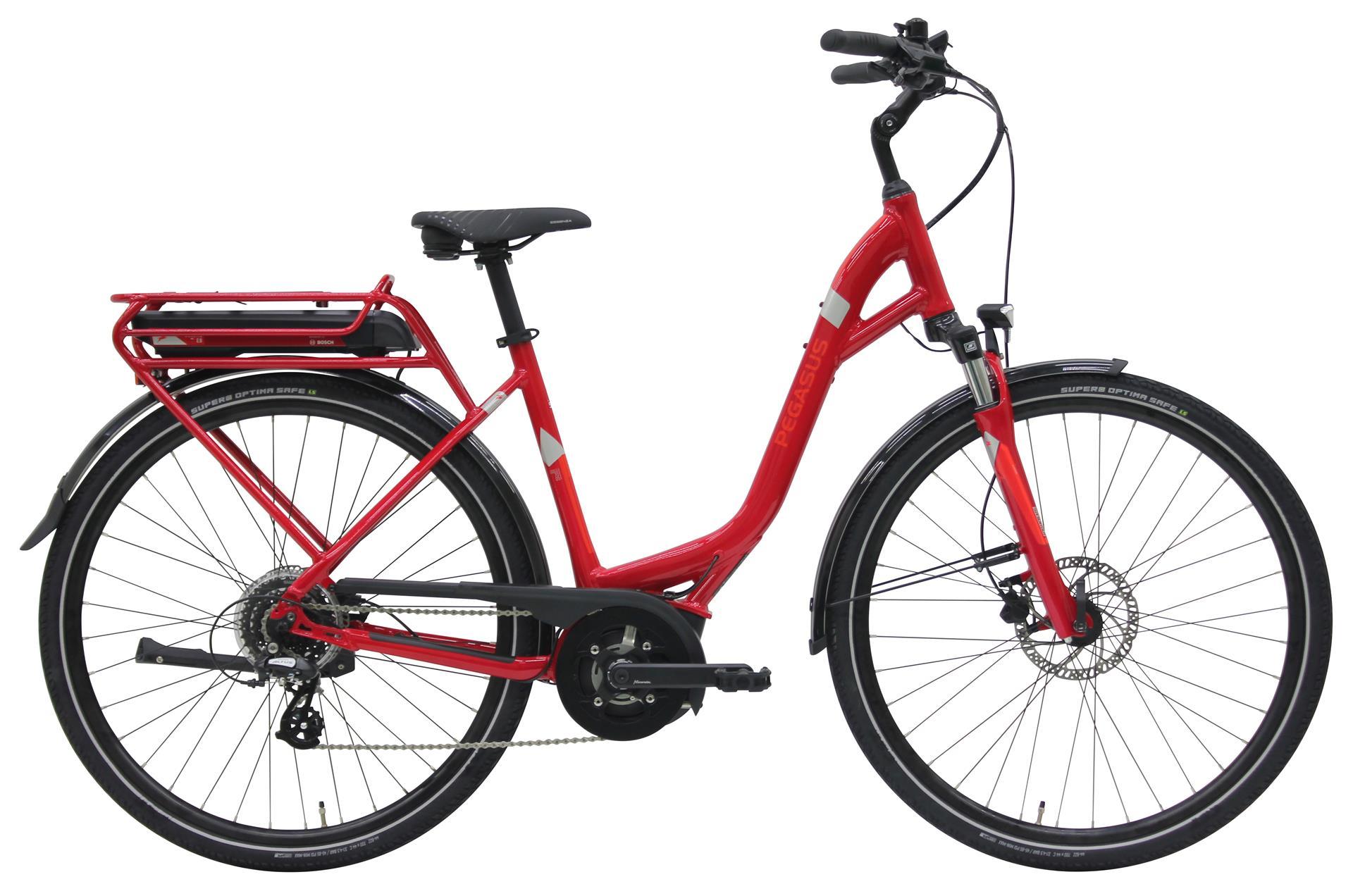pegasus solero e8 11 ah damen rot 2019 e bikes damen e. Black Bedroom Furniture Sets. Home Design Ideas