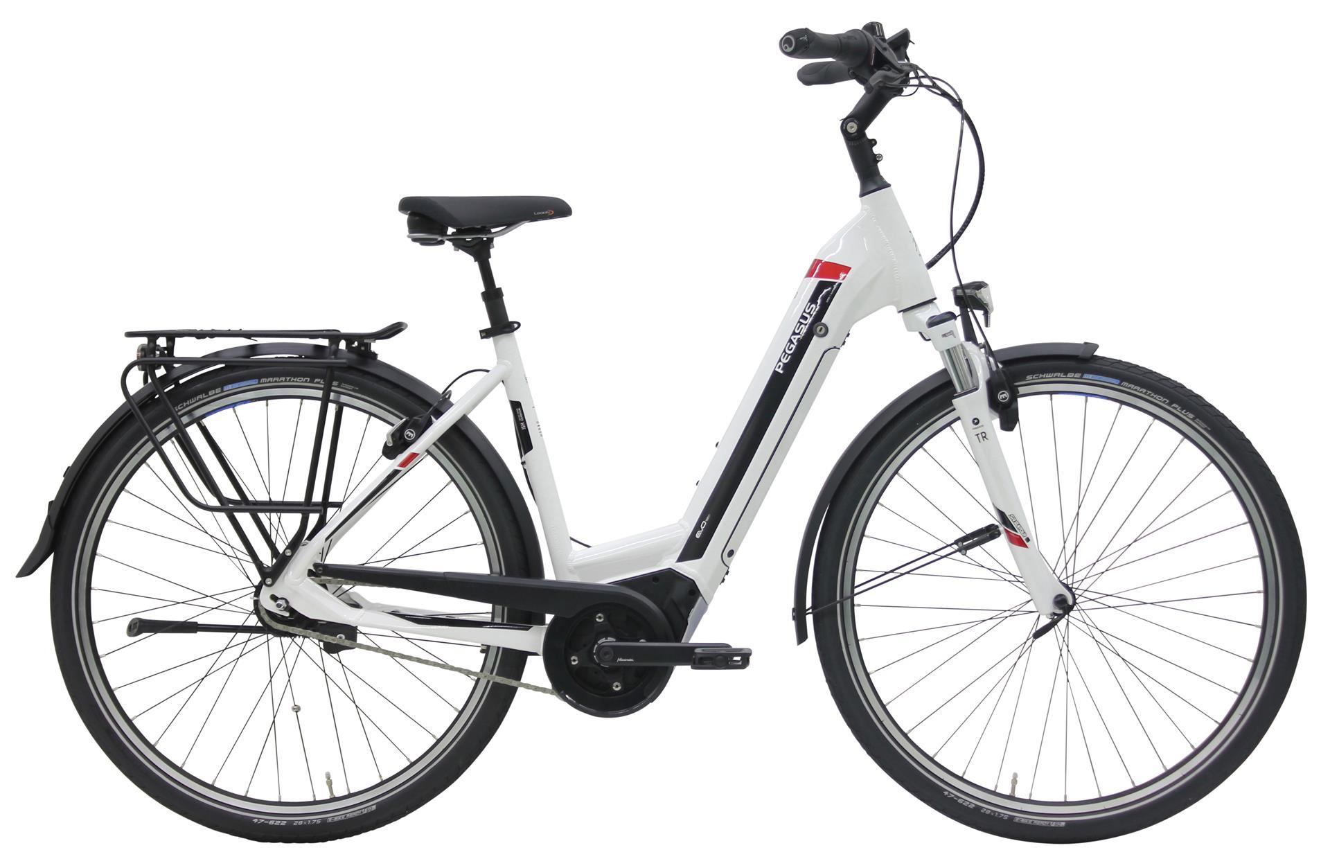pegasus premio evo 8r 13 45 ah damen wei 2019 e bikes. Black Bedroom Furniture Sets. Home Design Ideas